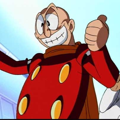 Great Britain/Cyborg 007