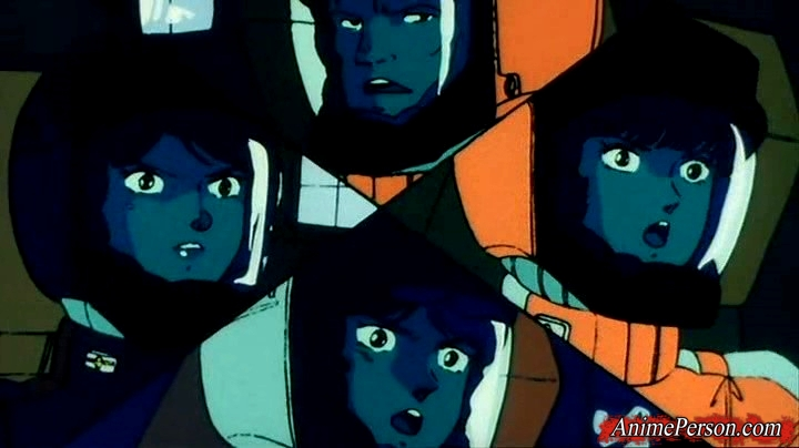 Mobile Suit Zeta Gundam: A New Translation III - Love is the Pulse of the Stars