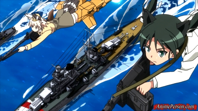 Strike Witches: Operation Victory Arrow