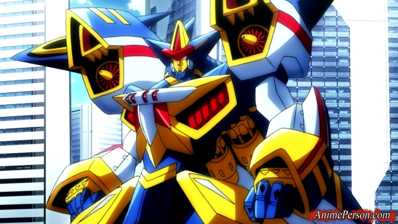 Super Robot Wars OG: The Inspector