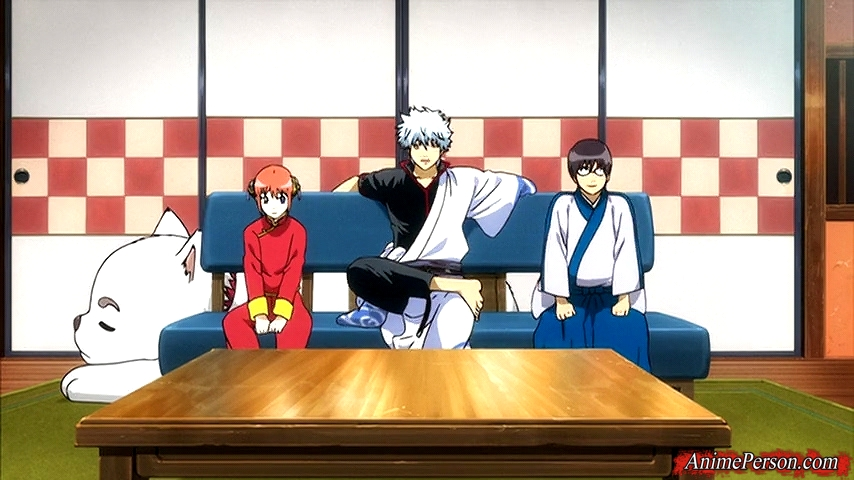 Gintama: Jump Festa Anime Tour 2014