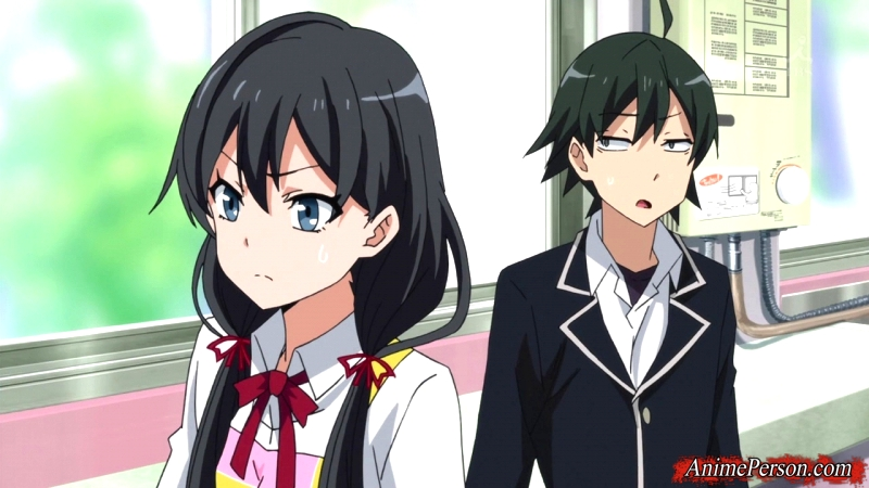 My Teen Romantic Comedy: SNAFU