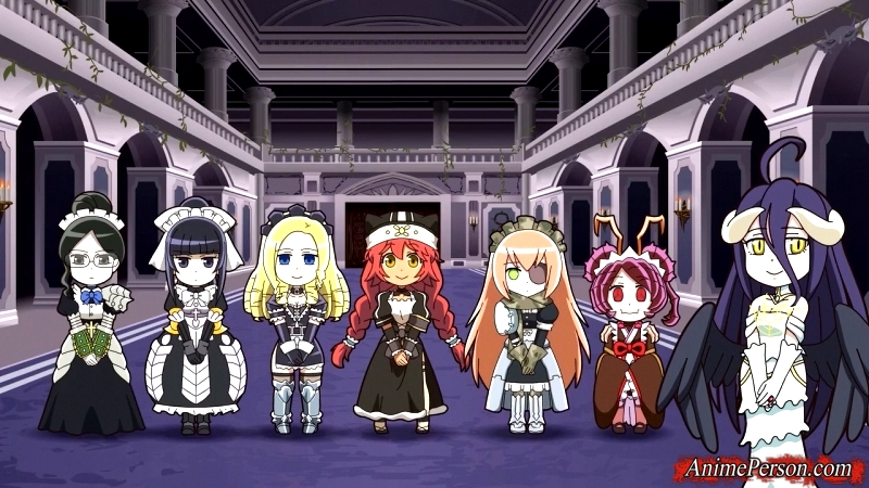 Overlord: Pure Pure Pleiades