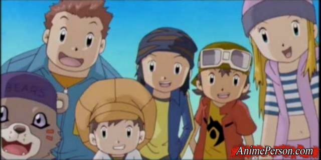 Digimon Frontier: Island of Lost Digimon
