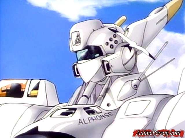 Patlabor The Mobile Police: The New Files