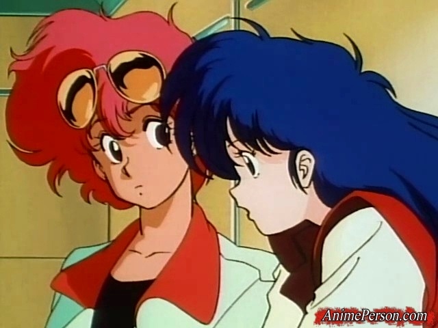Dirty Pair: Flight 005 Conspiracy