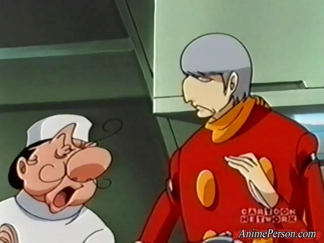 Cyborg 009 - The Cyborg Soldier